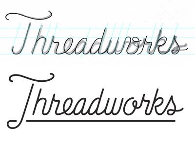 Threadworks type design