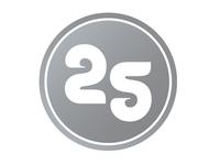 Numerical Ambigram: 25