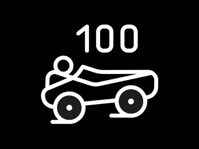 Pedal to the metal popular science popular popsci speed loius rigolly car pictogram icon