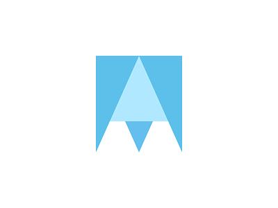 OrigAMi logo signature geometric simple shapes
