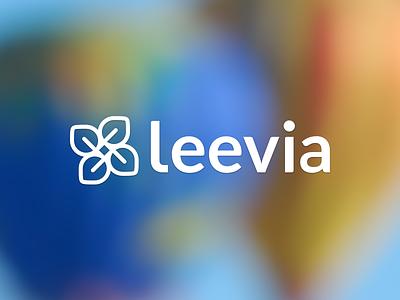 Leevia leevia photo petition photopetition logo white blur leaves leaf