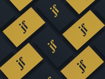 Jf Monogram Logo