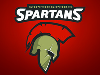 Rutherford Spartans logo