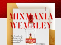 Wembley Dry Gin
