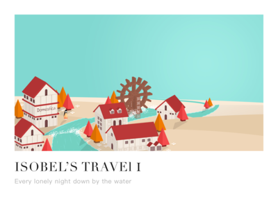 ISOBEL'S TRAVEl Ⅰ