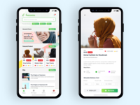 Hanania Muslim Store App