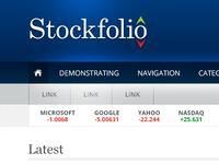 Stockfolio