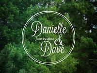 Danielle & Dave