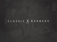 Clasic Barbers Logo
