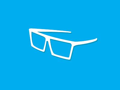 Sunnies sunnies sun glasses blue vector vision