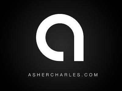 New Logo logo new asher charles design