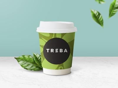 Logo for Treba