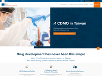Bora Pharmaceuticals Business Page