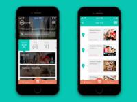 MyTime iOS App Redesign
