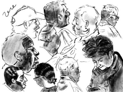 people people character sketch
