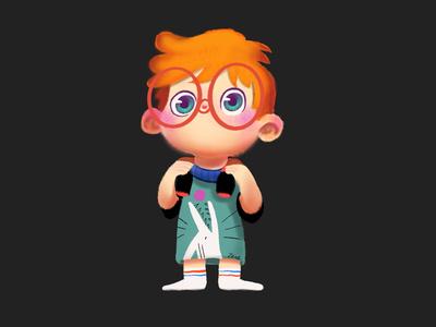 boy boy illustration character