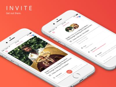Invite Dating App