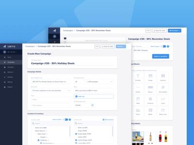 Ubito Campaign Platform