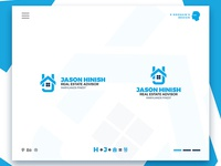 JASON HINISH - Real Estate Logo Concept