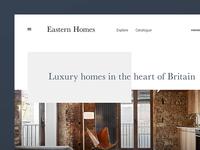 Design Practice - Homes