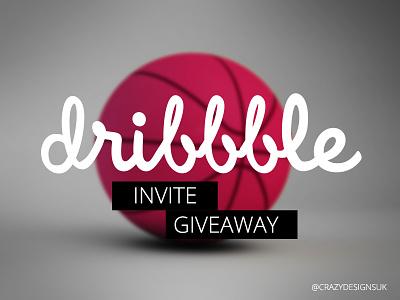 Dribbble Invite Giveaway dribbble invite giveaway c4d render design