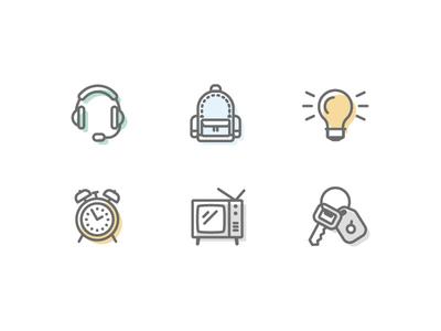 Compare Icons