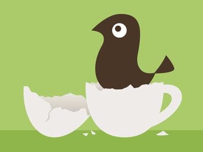 Leyster coffee bar - bird coffee bar bird