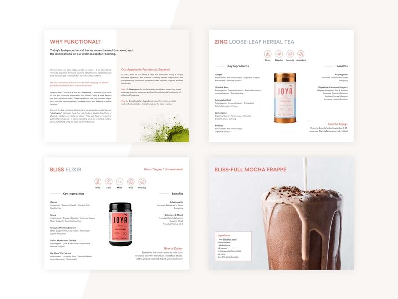 Joyà Electronic Press Kit layout adobe illustrator digital design