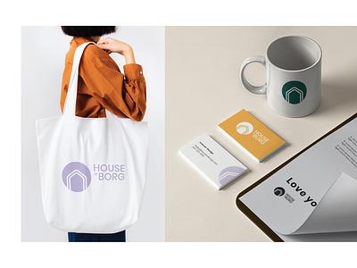 House of Borg Branding logo logo design branding brand identity brand design