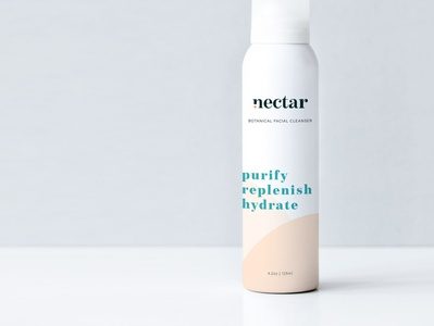 Nectar Skincare Packaging
