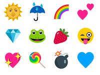 Kore Emoji Set