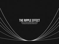 The Ripple Effect // Branding