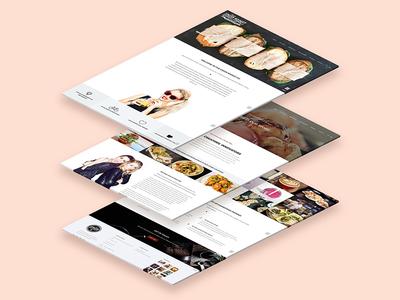 Web Design for Union Market 101 // Boutique Mall flat 3d minimal graphic design graphic web design website web ux vector ui design