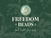 Freedom Beads // Branding