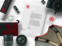 Asterisk Lighting // Brand Identity Design