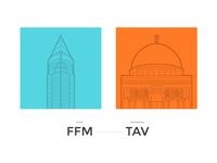 FFM to TAV