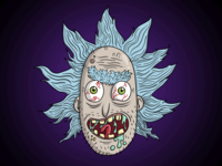 Fractal Dust Rick