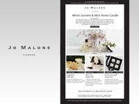 Jo Malone Email Design