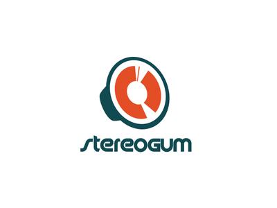 Stereogum Rebranding Project: Logo