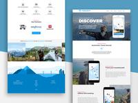 Journey Driven Website