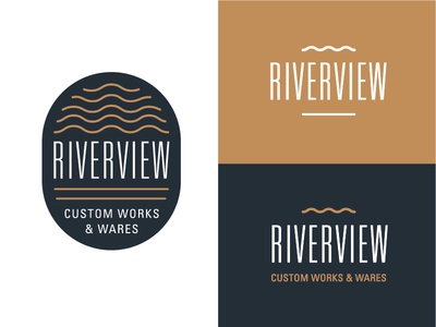 Riverview Logo Concept