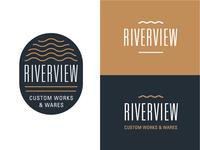 Riverview Logo Concept
