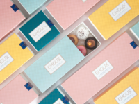 Choux Bakery Packaging