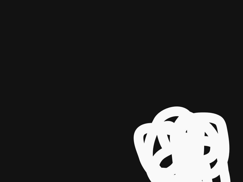 7 white time stillness series scribble movement motion mono duration black art