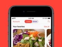 MealPal redesign
