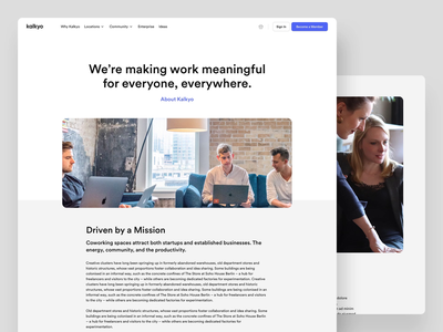 Nexudus – Landing pages product design system neat design visual design balkan brothers co-working space ux design ui design white label product webdesign white label web design