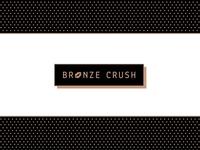Logotype. Bronze Crush.