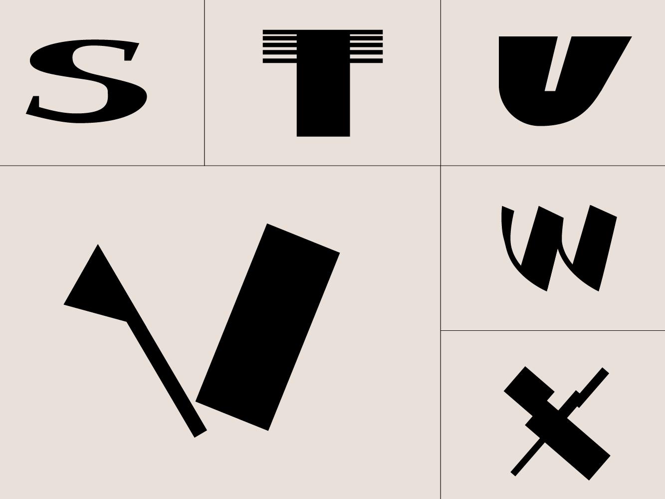 Get a font! logo design font lettering experimental font typeface typography 36 days of type