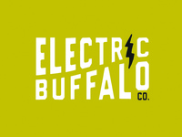 Electric Buffalo Branding Concept