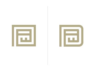 DAW Monogram